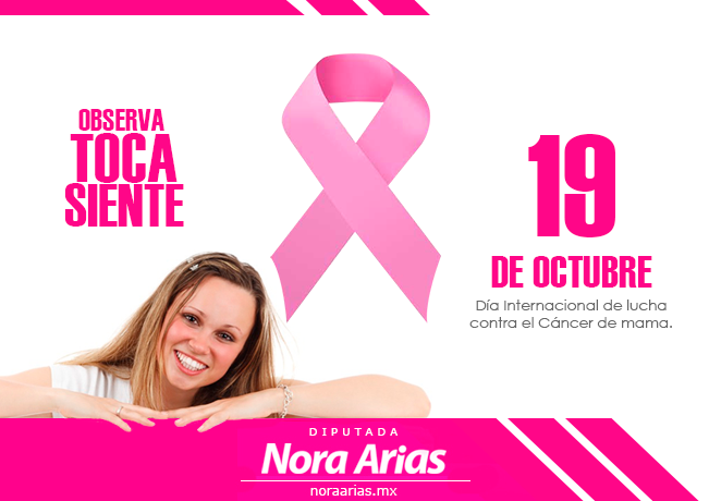 Cancer de mama - Nora Arias